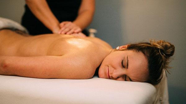NRJ Spa Nordique massage